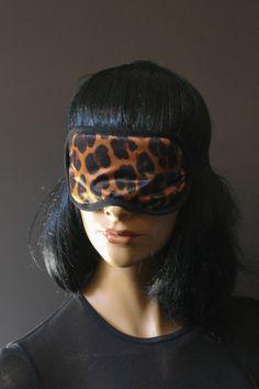 Masque de sommeil masque de nuit masque de par LeDedArpine sur Etsy