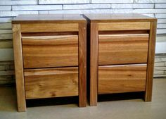 Gorgeous Blackwood side tables from Eco furniture design #furnituresupplierSA