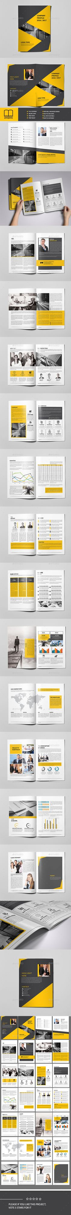 Corporate Business Brochure 28 Pages A4 Template InDesign INDD. Download here: https://graphicriver.net/item/corporate-business-brochure-28-pages-a4/16922597?ref=ksioks