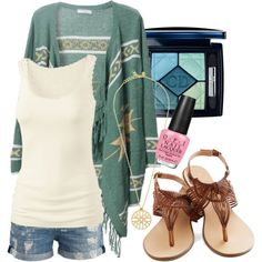"""""""Summer 2013- Southwest"""" by fightsoftly on Polyvore"""