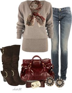"""Wedge Boots"" by christa72 ❤ liked on Polyvore"