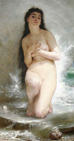 William-Adolphe Bouguereau - Imagem para Sonhar