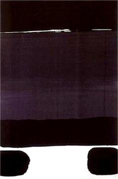 arte, Soulages 1977