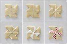 Decorated Pinwheel Cookies | Klickitat Street