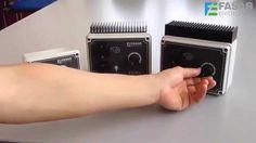 Reguladores de velocidad para la extracción industrial y profesional