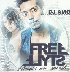 FREESTYLE 1 Mix CD - DJ AMO