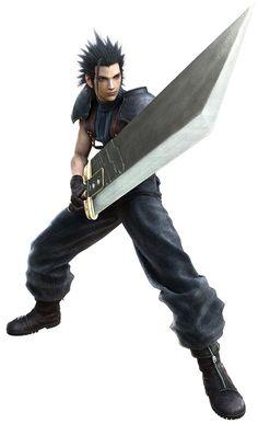 Zack Fair & Buster Sword
