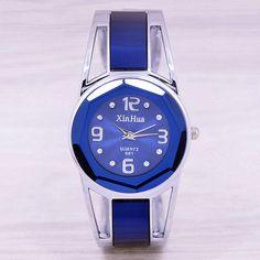8cff2b69c46 Reloj Mujer Fashion Women Watches Brand Clock Women s Bracelet Watch Lady  Quartz Wrist Watch Women Relogio