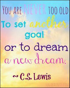 goals and dreams printable | Sugar Aunts