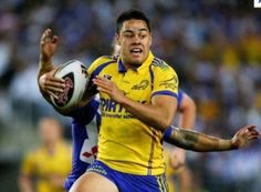 My beloved Parramatta Eels Australian Football, Natural Pain Relief, Rugby League, Home Team, Man United, Pain Management, Olympians, Football Team, Jarryd Hayne