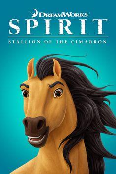 Spirit: Stallion of the Cimarron Movie Poster - James Cromwell, Matt Damon, Daniel Studi  #Spirit, #StallionoftheCimarron, #MoviePoster, #KidsFamily, #LornaCookKellyAsbury, #DanielStudi, #JamesCromwell, #MattDamon