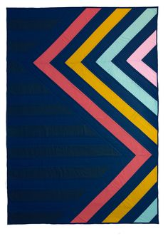 March Quilt of the Month: Zig Zag Quilt | MQG Community