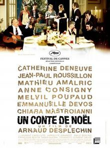 A Christmas Tale (French: Un conte de Noël) is a 2008 French comedy-drama film by Arnaud Desplechin, Streaming Movies, Hd Movies, Movies To Watch, Movies Online, Movie Tv, Streaming Vf, Catherine Deneuve, Christmas Movies List, Christmas Tale