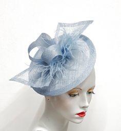 Image result for sinamay saucer hat dressing