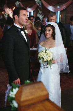 "Phoebe Halliwell & Cole Turner in ""Charmed"""
