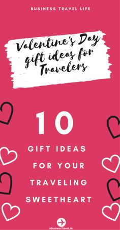 valentines day gift ideas for travelers