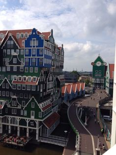 Intell Hotel Zaandam, The Netherlands. Its kinda cool to see and only 10min by train from Amsterdam Central station!
