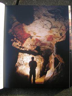 Grotten van Lascaux - altijd leuk om iets uit de geschiedenisboeken in het echt te zien!