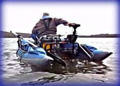 Inflatable Pontoon Bass Fishing Tips