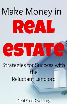 Our guest on this episode of the Midday Money Show runs a website dedicated to reluctant landlords. Elizabeth Colegrove and her husband invest in real estate. They own 8 properties across 3 states and they're doing so profitably. She shares her strategies for success.