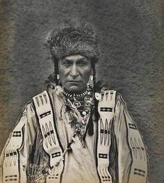 Lazy Boy - Blackfeet (Pikuni) - 1913