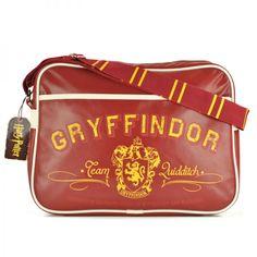 Harry Potter Umhängetasche Gryffindor  Harry Potter - Taschen - Hadesflamme - Merchandise - Onlineshop für alles was das (Fan) Herz begehrt!