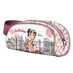 Estuche/ Portatodo Betty Boop I Love Amsterdam