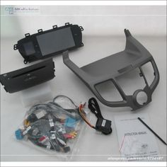 For Honda Odyssey 2005~2008 - Car Radio CD DVD Player GPS Navi Navigation Audio Video Stereo Multimedia System * To view further for this item, visit the image link.