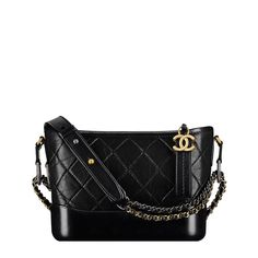 b533b1e9b398 CHANEL wandering bag 2018 autumn and winter new color new ladies shoulder  bag black small wandering