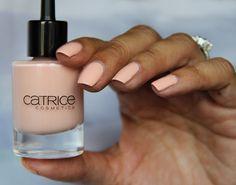 Catrice Cosmetics LE ZENSIBILITY C03 Zensible Rose Swatch 6