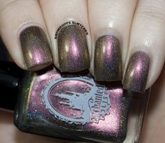 Enchanted Polish Autumn @Jenn Harmon just because we both might have fun with this. :)