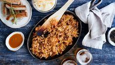 Haudutettu hapankaali (Yhteishyvä) Ethnic Recipes, Food, Essen, Meals, Yemek, Eten
