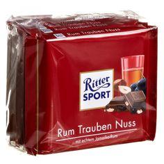Ritter sport rum trauben nuss »–› PreisSuchmaschine.de