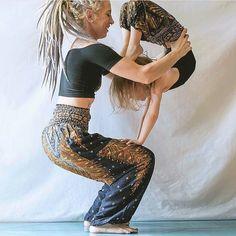 Boho Hippie, Hippie Mom, Hippie Kids, Palazzo, Combattre Le Stress, Kids Harem Pants, Yoga Pants, Fitness Armband, Baby Yoga