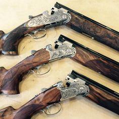The Beretta L and EELL. Skeet Shooting, Trap Shooting, Beretta Shotgun, Clay Pigeon Shooting, Hunting Rifles, Hunting Gear, Sporting Clays, Custom Guns, Guns And Ammo