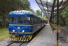 Tambo del Inka Hotel—Private Train Station   Flickr - Photo Sharing!