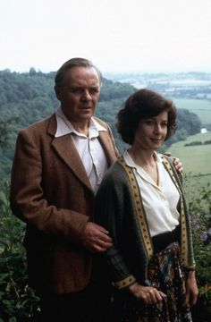 SHADOWLANDS, Anthony Hopkins, Debra Winger, 1993, (c) Savoy Pictures
