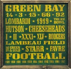 Green Bay Packers Vintage Style Wooden Sign-18x18 by NFL, http://www.amazon.com/dp/B009HTH5I0/ref=cm_sw_r_pi_dp_yACKqb097W5DF
