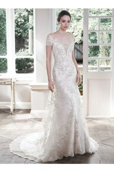 Maggie Sottero Bridal Gown Carlynne 5MR605 - Maggie Sottero - Popular Wedding Designers