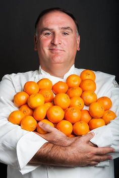 José Andrés, president of Think Food Group. Culinary Chef, Tv Chefs, Think Food, Restaurant Concept, Food Trends, Group Meals, Chef Recipes, Quick Meals, Food Styling
