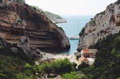Stiniva, Vis, Croatia