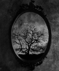 Old Mirror by ~Vickie666 on deviantART