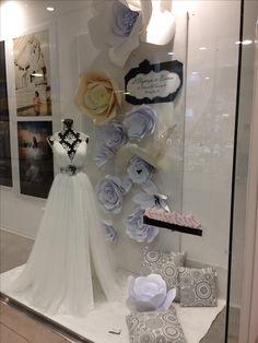 Sposa origami scenografie di serena