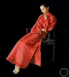 Lu Jianjun (1960- ) - Xiu Xia (Private Collection) | by RasMarley