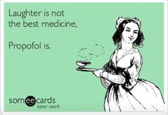 My favorite drug!!  Except when it makes my patient hypotensive and then I have to chase their BP..