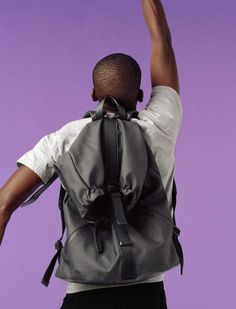 Emporio #Armani backpack