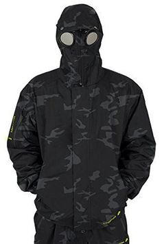 Sentinel Goggle Jacket Waterproof Taped Seams Mesh Lined Coat