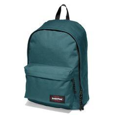 Laptop backpack festival mood Eastpak Out of Office. Buy from  http://samdamretail.be/en/laptop-backpack-festival-mood-eastpak-out-of-office.html #schoolbackpack #daypack #rucksack