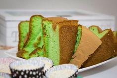 Ken jij de groene Pandan sponscake? Deze Indonesische lekkernij maak je gewoon…