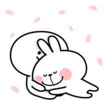 """Spoiled Rabbit """"Spring"""" – LINE stickers Cute Love Memes, Cute Love Pictures, Little Girl Cartoon, Pusheen Cute, Rabbit Crafts, Cute Cartoon Images, Cute Love Cartoons, Funny Illustration, Wallpaper Iphone Cute"""